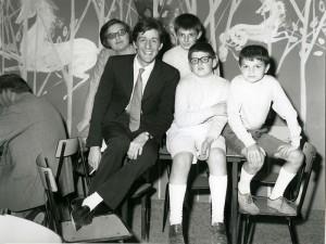 I fratelli Spigaroli Mamma Enrica e Giorgio Gaber