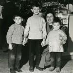 I Fratelli Spigaroli con Mamma Enrica
