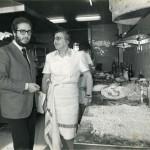 Mamma Enrica e Raspelli