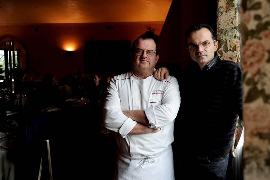 Massimo e Luciano Spigaroli